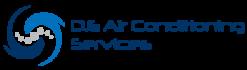 D.E Air Conditioning Services - Logo