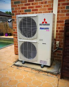 D.E Air Conditioning Services - Residential